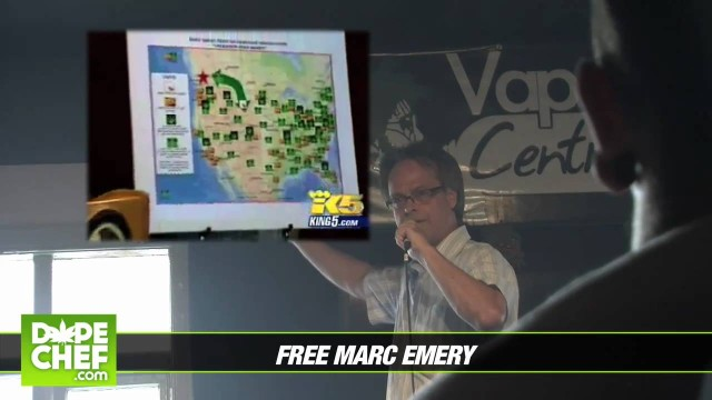 Free Marc Emery OVERGROW THE GOVERNMENT