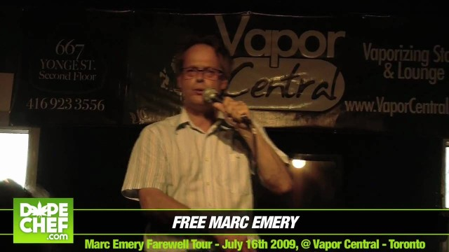 Marc Emery RADICAL POLITICS