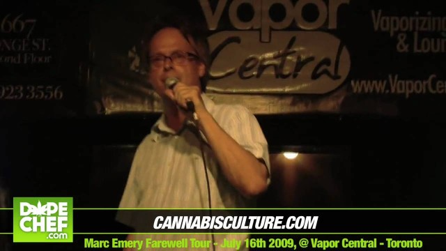 Marc Emery RAW POLITICS