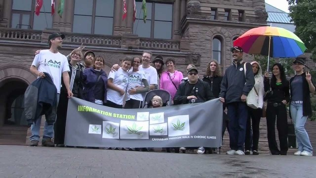 Cannabian Freedom Walk IV Chronic Illness