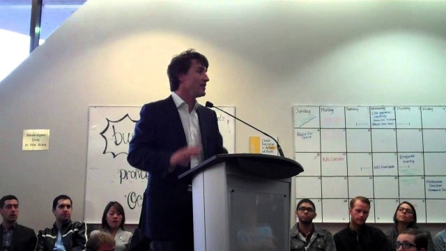 Justin Trudeau talks about Medical Marijuana