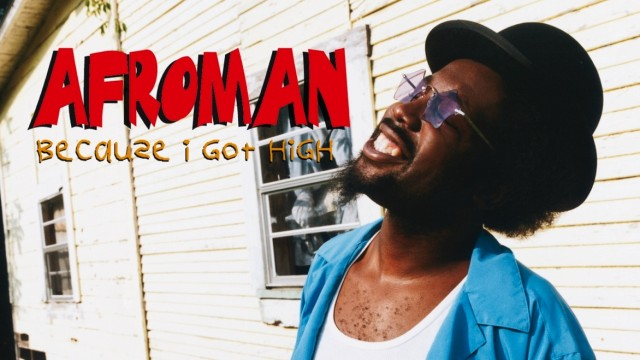 Afroman – Because I Got High