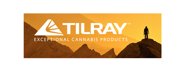 Tilray exceptional cannabis products