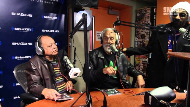 Cheech & Chong meet Snoop Lion