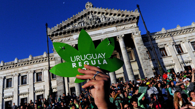 Uruguay president chides UN over marijuana law