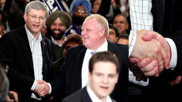Mayor Ford questions Conservatives on Decriminalization