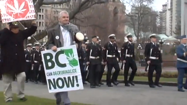 Sensible BC Rally on FFFA-TV