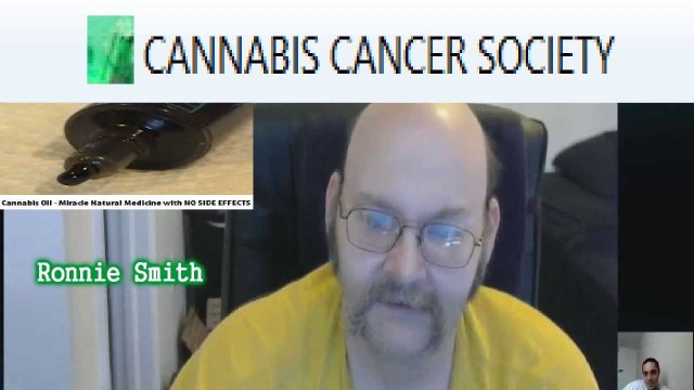 Cannabis Oil Cures interview with Ronnie Smith