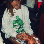 rihanna-weed-mickie-mouse-cannabis-sweater