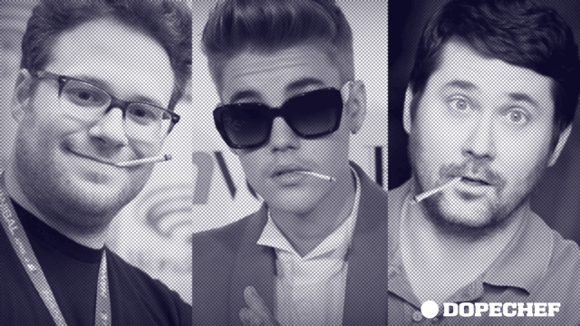 Cannabis-Celebrities of Winter 2013-14