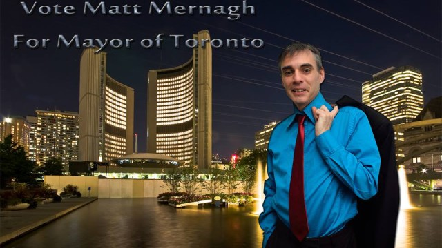 Matt Mernagh on CityVote 2014