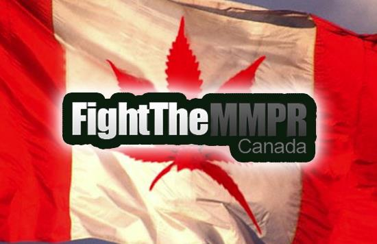 Ottawa rally against MMPR
