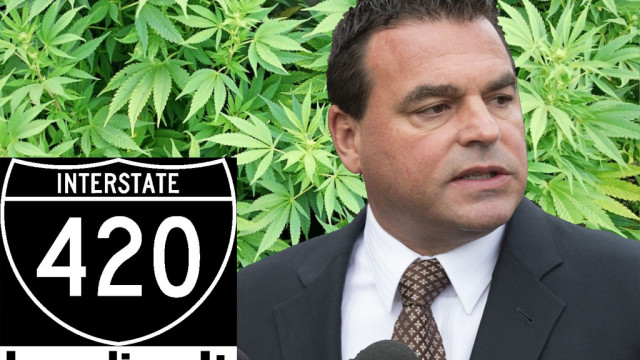 Councillor Mammoliti supports legalization