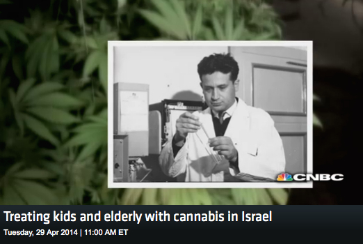 Treating kids and elderly with cannabis in Israel