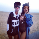 Rihanna-and-Meliisa-smoking-420