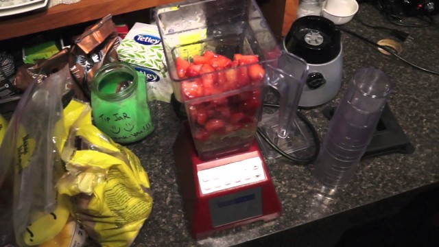 Cannabis Smoothies with Dr. David Allen