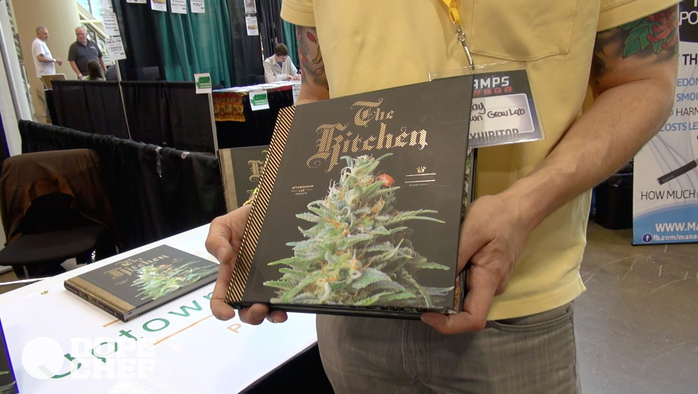 Matt mernagh does champs expo dopechef media for Kitchen set expo