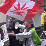 Cannabis-Champion-braves-GlobalMarijuanaMarch-Toronto