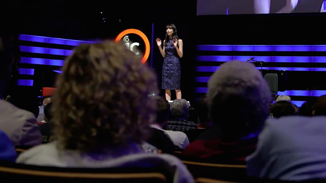 Jodie Emery at ideacity