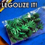 Legolize It bag of dope