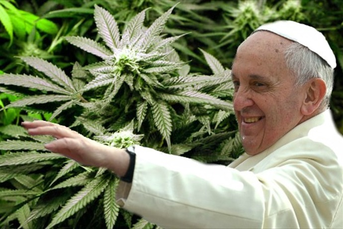 Pope Francis and Weed Legalization
