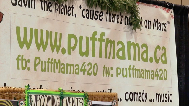 CHAMPS EXPO Puff Mama