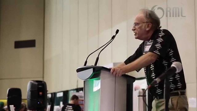 Alan Young at NORML Canada National Conference