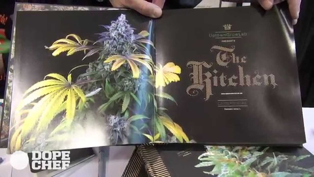 "CHAMPS EXPO ""The Kitchen"" book"
