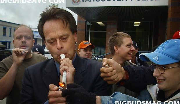 Five Years: Marc Emery Home Soon