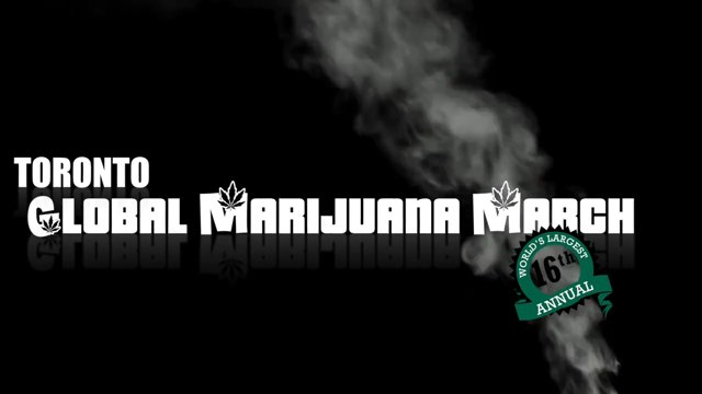 16TH ANNUAL TORONTO GLOBAL MARIJUANA MARCH
