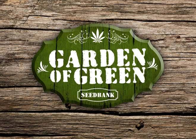 Garden of Green seeds logo