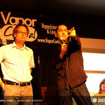 Marc Emery and Kal at Vapor Central