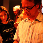 Marc Emery farewell tour signing pot