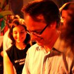 Marc Emery signs autograph