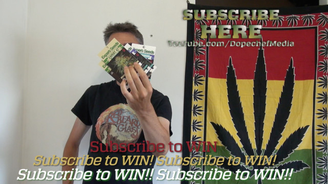 Matt Mernagh presents SEEDS Unboxing & Giveaway