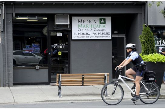 Toronto's 1st medical cannabis clinic