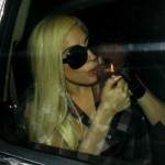 lady-gaga-sparks-pipe-in-passenger-seat