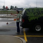 401 live weed limo en route stop talk special