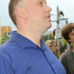 Dana Larsen at Free Marc Emery in Windsor 12-08-2014