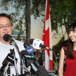 Free Marc August 12 2014 Jodie Emery together