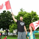 Free Marc August 12th 2014 cannabis flags