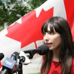 Free Marc August 12th 2014 drug war Jodie Emery speech