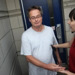 Free Marc Emery in Windsor 12-08-2014 first steps of freedom