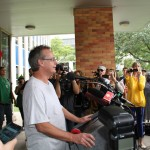 Free Marc Emery in Windsor 12-08-2014 press conference start