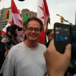 Free Marc Emery in Windsor walk of freedom 12-08-2014