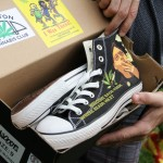Free Marc Emery personalized shoe gift