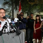 Free Marc Emery press conf speech in Windsor 12-08-2014