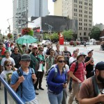 Free Marc Emery supporters march in Windsor 12-08-2014