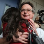 Free Marc Emery welcome home in Windsor 12-08-2014