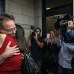Free Marc Emery with Jodie in Windsor 12-08-2014
